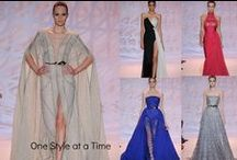 HAIL TO COUTURE / Couture Collections / by One Style at a Time