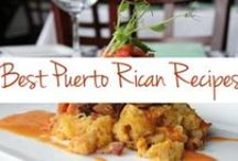 Best Puerto Rican Recipes / Check out Puerto Rico's best eats with some irresistible dishes to help you wave the flag – from the streets of New York City and beyond. / by The Latin Kitchen