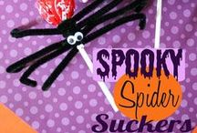 Halloween Fun Stuff / Creative ideas, crafts, party ideas and goodies for Halloween / by Sweet City Candy