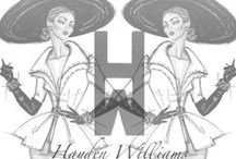 Fashionable Art: The Hayden Williams Edition / by Melissa Cox
