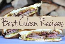 Best Cuban Recipes / Roma vieja, anyone? Or how about a good cubano? Take a bite out of Cuba with the best, most authentic Cuban recipes. / by The Latin Kitchen