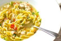 Food: Soups, Stocks & Sauces