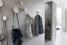 Interiors: hall / by Lydilena