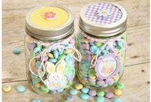 Easter Crafts, Treats and Ideas