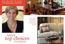 AHI Featured / Ann Henderson Interiors projects featured in print and online media.