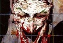 Joker/Harley Quinn / The Joker and Harley Quinn