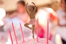 Ballerina Themed Birthday Party / Ballerina Party from This Party Rox! (https://www.facebook.com/ThisPartyRox). Event Photography by Maria Healey Photography (http://www.mariahealey.com/) #ballerina #pink #girlsparty