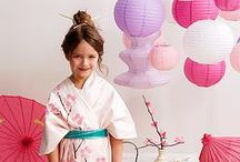 Japanese Tea Party Event Ideas / Japanese Tea Party Event Ideas, Adult Party, Birthday Party Ideas, Girl's Party Ideas, Garden Party Ideas / by Sweet City Candy
