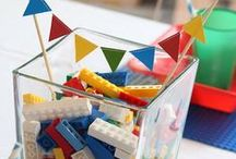 Lego Party Ideas / by Sweet City Candy