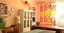 Craft rooms / Inspirações ♥