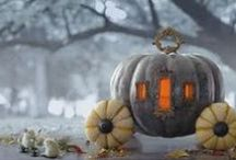 All Hallow's Eve and Harvest themes / by Pretty Brown