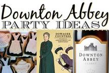 Downton Abbey Party Ideas / by Sweet City Candy