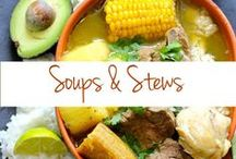 Soups & Stews / Keep warm with these tasty and hearty soup recipes. / by The Latin Kitchen