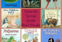 2nd Grade Reading / 2nd grade reading tools / by Elizabeth B
