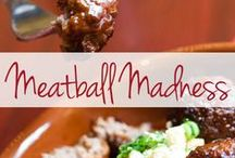 Meatballs / March 9 is National Meatball Day! We're giving you our best albóndigas recipes, each equipped with a spin on the classic meatball. / by The Latin Kitchen