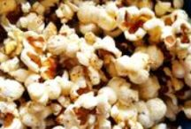 Popcorn / Happy Popcorn Lover's Day! Or as we like to call it, any day of the week. Get poppin' with our favorite popcorn recipes. / by The Latin Kitchen