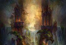 Fantasy Art / A Game Art Wish List