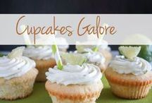 Cupcakes Galore / If you have yet to hop on the cupcakes bandwagon, we've got you covered! Take a look at some of our favorite cupcake recipes sure to satisfy the sweet tooth and impress the guests. / by The Latin Kitchen