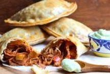 Empanadas / Empanadas are irresistible in every which way, especially when National Empanada Day is April 8! Celebrate in style with some of our favorite go-to recipes. / by The Latin Kitchen