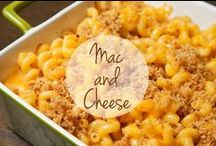 Mac & Cheese / What's not to love about this classic, childhood favorite? Check out our favorite mouthwatering macaroni 'n' cheese recipes. / by The Latin Kitchen
