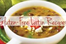 Gluten-Free Latin Recipes / Think it's too hard to be gluten-free AND enjoy your favorite Latin dishes? Think again! Check out our best gluten-free breads, snacks, and main dishes galore. / by The Latin Kitchen