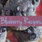 Blueberry Recipes / Now is the time to be blue - but in a good way! Head to the farmer's market and pick up a few pints of blueberries. We've got fun, fresh, and delish ideas on how to use them all, with a Latin spin.