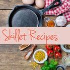 Skillet Recipes / Your hard-working skillet takes the grand prize for welcoming any recipe and cooking it to perfection. But some recipes and more deserving than others to be in this versatile pan.  Check out which recipes and foods work best in your cast iron skillet.