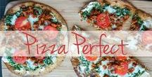 Pizza Recipes / What's better than homemade pizza? Possibly nothing, but add a little Latin flare, and we're talking pizza heaven.  Better yet, October is National Pizza Month, which gives you a whole 31 excuses to eat pizza daily!