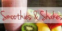 Smoothies & Shakes / Power up your day with these delicious and filling smoothie and shake recipes.