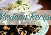 Mexican Recipes / Go south of the border with all of our delicious, authentic Mexican recipes.