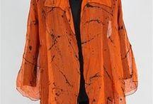 Wearable Art, Geel Oranje
