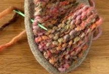 Naaien, (hand-)schoenen en hoedjes