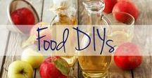 DIY & Food Crafts / No need to buy when these DIY recipes and crafts are easy as pie!