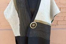 Kleren maken, Poncho, kimono, kaftan, e.a.