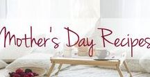 Mother's Day Recipes / How to indulge mom on Mother's Day: Serve her breakfast in bed, make her favorite sweet treat, or even whip up a 15-minute dinner. Either way, make it with love!