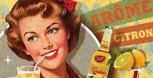 Vintage ilustrations