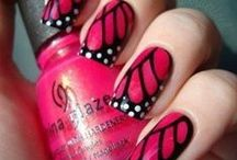 Noteworthy Nails / Nail designs I have or want to try. Or just find simply amazing