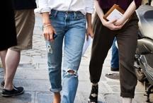 Jeans / by Preferita