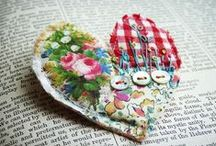 flowers and hearts / by kay high