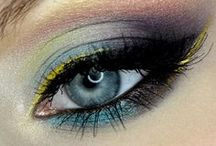 Eye Shadow Techniques  / Eye make-up I would like to try:)