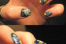 Nails / by Tracy Clark-Melchiors
