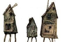 ......Houses, other bldgs... / by kay high