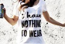 Fashion favorits / What i like