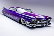 Cadillac / #Cadillac# / by ☼Norm@n ☼Plouffe