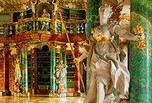 Royal Rooms / Fancy indoor places. Castles, churches, hotels, etc...