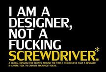 Dialogue >4< Designers / The things that amuse creatives  - www.seicon.com.au / by SEICON & SouthCoastDjs