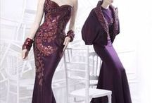 Ornate Occasion / Fancy evening gowns and jewellery. Clothing for very special occasions like galas. Wearable clothes instead of high fashion and such. [For not-so-wearable clothes check my board Vague Vogue. For everyday clothing my board Desirable Dressing]