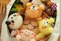 Bento Boxes / Beautiful, funny, cute, etc. bento boxes. This is not a recipe board.
