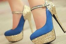 Stunning Shoes / Gorgeous shoes, mostly high heels and such.