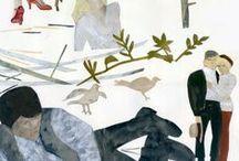 Yuki Kitazumi Illustration